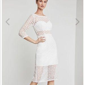 Brand New! BCBGMAXAZRIA Daisy Lace Sheath Dress